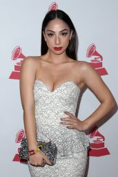 Maria Chacon – Latin Recording Academy Person of the Year in Las Vegas 11/15/2017