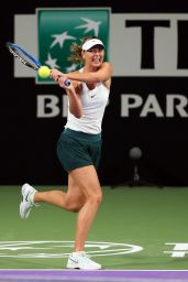 Maria Sharapova - TEB BNP Paribas Tennis Stars Series in Istanbul 11/26/2017
