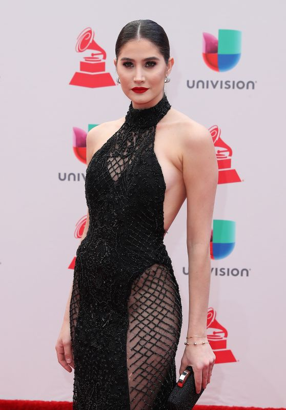 Mariam Habach – Latin Grammy Awards 2017 Las Vegas