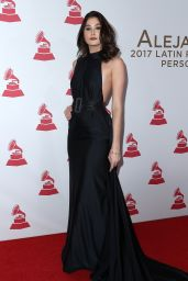Mariam Habach – Latin Recording Academy Person of the Year in Las Vegas 11/15/2017