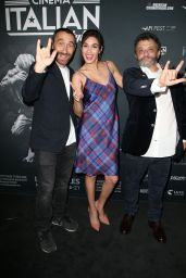 "Mariela Garriga – ""A Ciambra"" Screening, Cinema Italian Style in Los Angeles"
