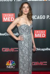 Marina Squerciat - NBC One Chicago Party 10/31/2017