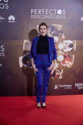 """Marta Nieto – """"Perfectos Desconocidos"""" Premiere in Madrid, Spain 11/28/2017"""