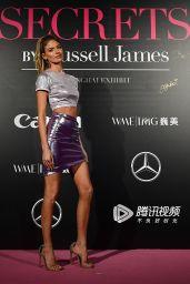 "Martha Hunt – Mercedes-Benz ""Backstage Secrets"" in Shanghai 11/18/2017"