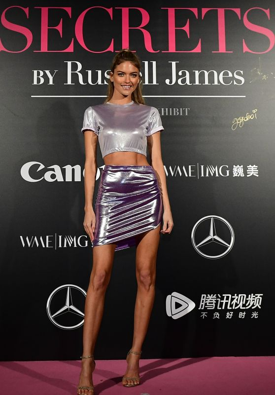"Martha Hunt – Mercedes-Benz ""Backstage Secrets"" in Shanghai 11/18/2017"