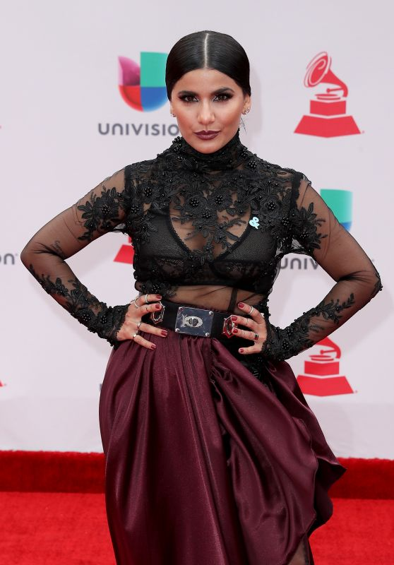 Martina La Peligrosa – Latin Grammy Awards 2017 Las Vegas