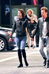 Mary Elizabeth Winstead Urban Street Style - Hollywood 11/11/2017