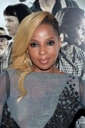 "Mary J. Blige – ""Mudbound"" Premiere in Los Angeles"