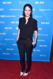 """Mary-Louise Parker and Susan Sarandon - """"Soufra"""" Premiere in New York 11/12/2017"""