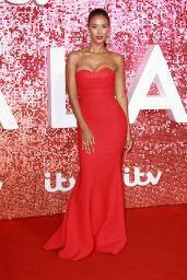 Maya Jama – ITV Gala Ball in London 11/09/2017