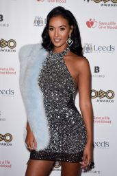 Maya – MOBO Awards 2017 in Leeds