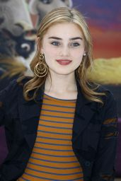 "Meg Donnelly – ""The Star"" World Premiere in LA"
