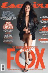Megan Fox - Esquire Magazine Russia December 2017 Cover and Pics