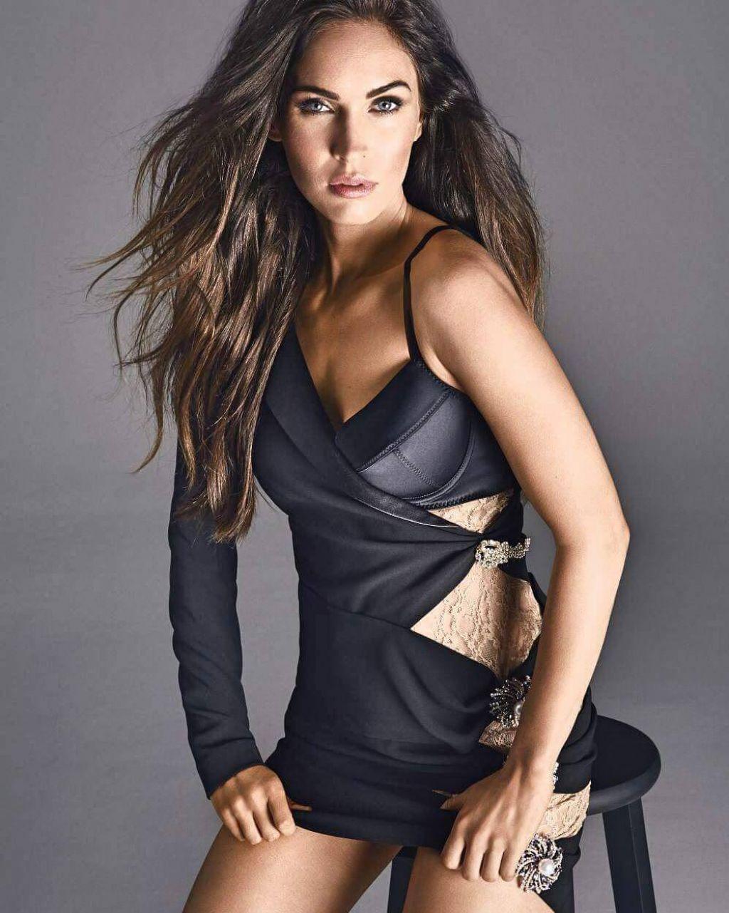Hot Sexy Nude Megan Fox