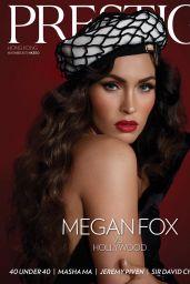 Megan Fox - Prestige Magazine Hong Kong - November 2017 Cover and Photos