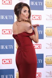 Megan McKenna – Beauty Awards With OK! in London