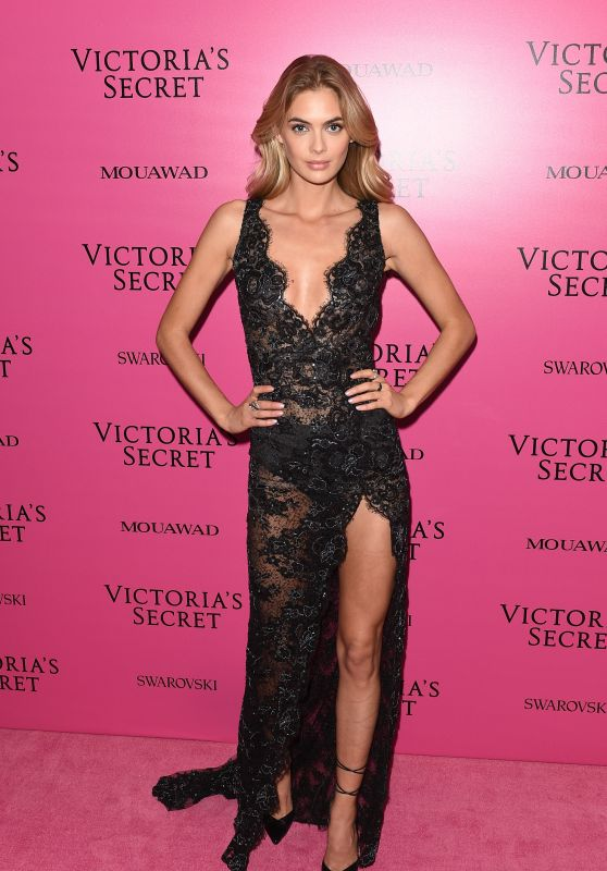Megan Williams – Victoria's Secret Fashion Show After Party in Shanghai 11/20/2017