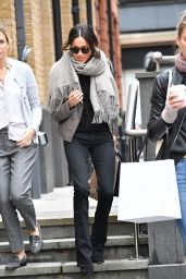 Meghan Markle - Christmas Shopping in London 11/21/2017