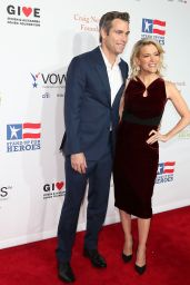 Megyn Kelly – Stand Up for Heroes 2017 in New York