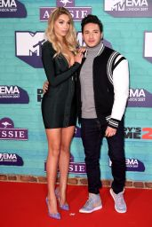 Melinda London – MTV Europe Music Awards 2017 in London
