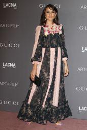 Mia Maestro – 2017 LACMA Art and Film Gala in Los Angeles