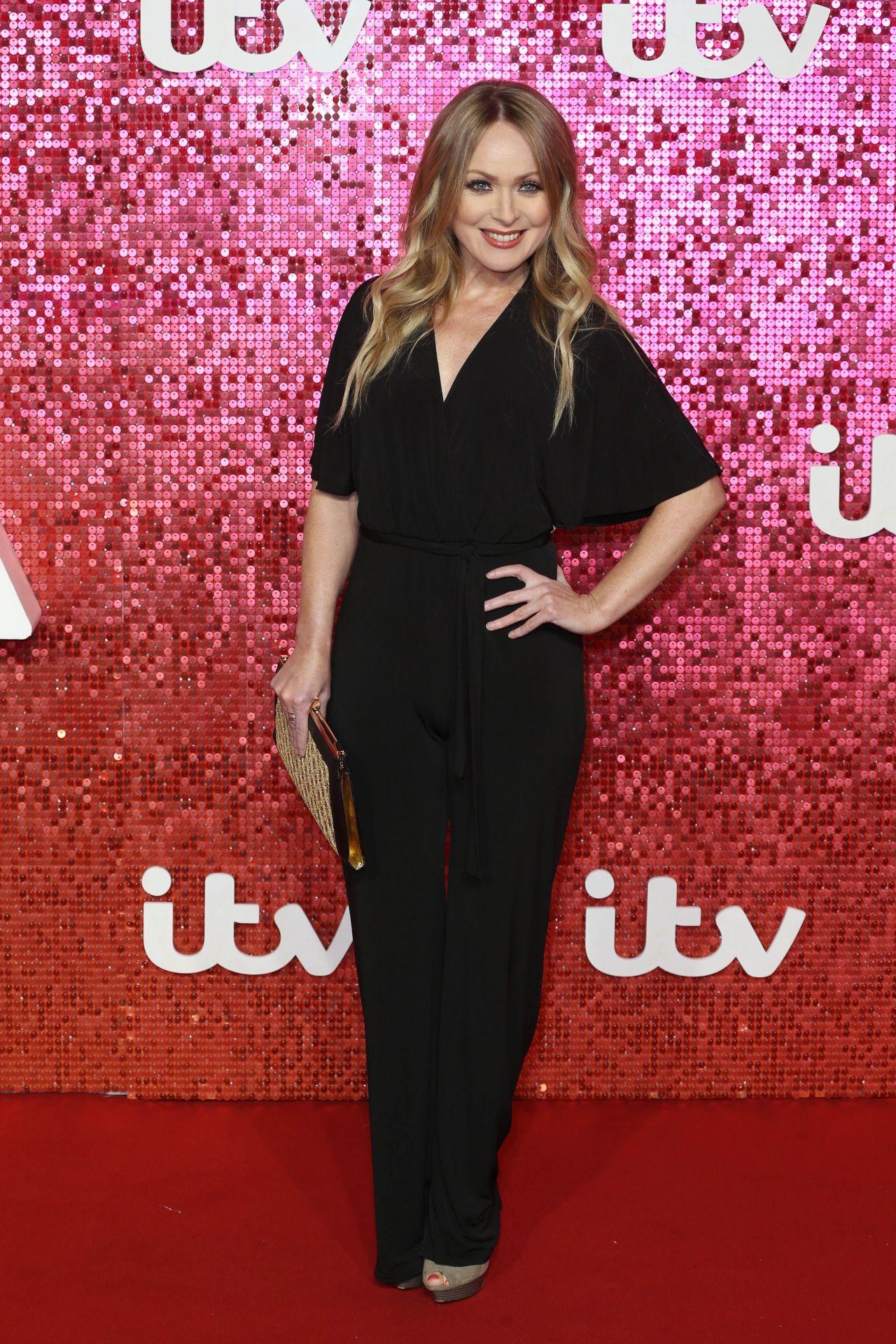 Michelle Hardwick – ITV Gala Ball in London 11/09/2017