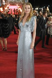 "Michelle Pfeiffer – ""Murder on the Orient Express"" Red Carpet in London"