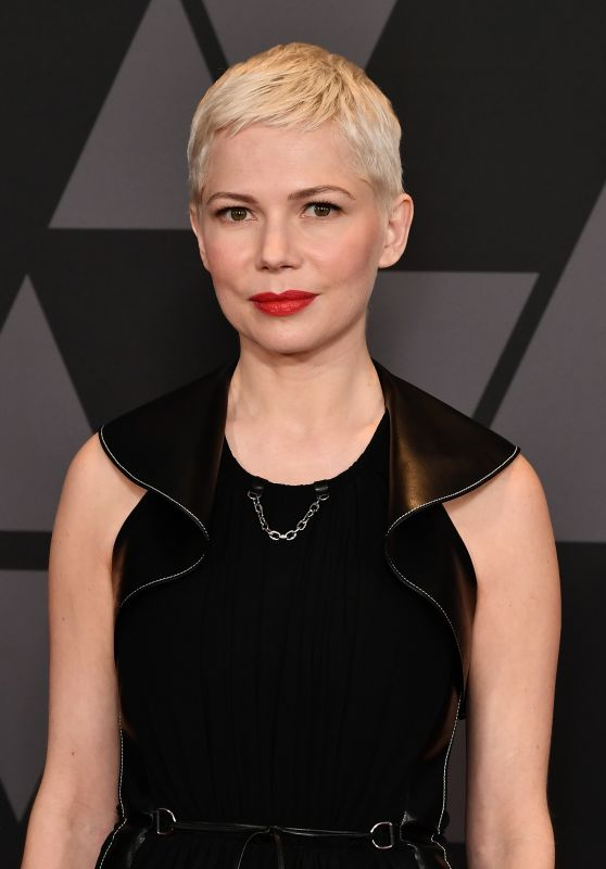 Michelle Williams – Governors Awards 2017 in Hollywood