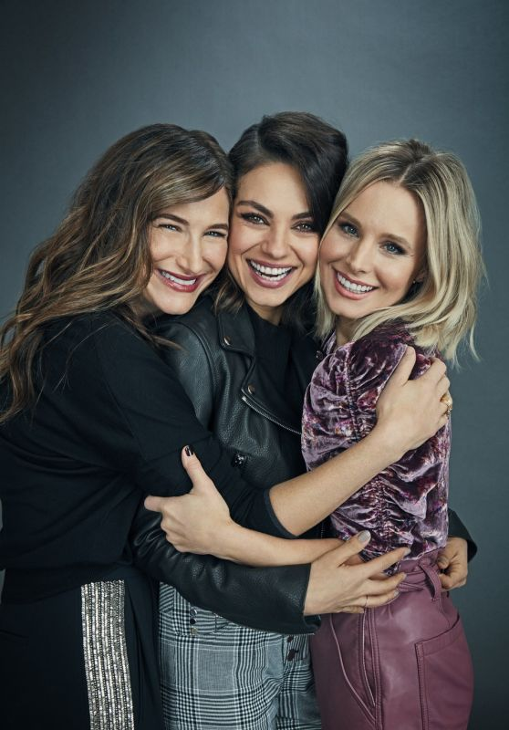 Mila Kunis, Kristen Bell and Kathryn Hahn - Photoshoto for People Magazine 2017