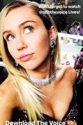 Miley Cyrus - Social Media 11/22/2017