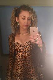 Miley Cyrus - Social Media 11/29/2017