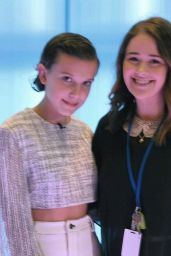Millie Bobby Brown – Social Media 11/20/2017