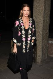 Millie Mackintosh - The Ray Darcy Show at RTE in Dublin