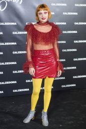 Miranda Makaroff at Calzedonia Party in Madrid