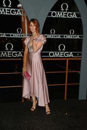 Miriam Leone – Omega Gala Evening at Palazzo Pisani Moretta in Venice, Italy