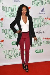 Mishael Morgan – Hollywood Christmas Parade in Los Angeles