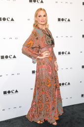 Molly Sims – MOCA Distinguished Women in the Arts Luncheon in Los Angeles