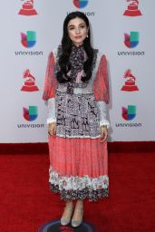 Mon Laferte – Latin Grammy Awards 2017 Las Vegas