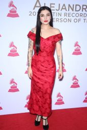 Mon Laferte – Latin Recording Academy Person of the Year in Las Vegas 11/15/2017