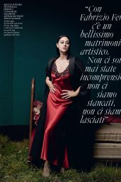 Monica Bellucci - ELLE Magazine Italy December 2017 Issue
