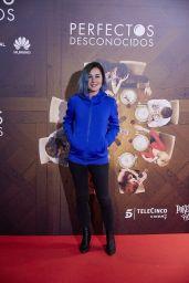 """Nadia de Santiago – """"Perfectos Desconocidos"""" Premiere in Madrid, Spain 11/28/2017"""