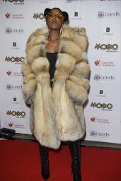 Nadia Rose – MOBO Awards 2017 in Leeds