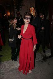 Najwa Nimri - Dior Party in Madrid 11/22/2017
