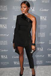 Naomi Campbell – WSJ. Magazine 2017 Innovator Awards in New York