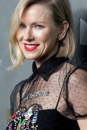 Naomi Watts - Guggenheim International Gala in New York 11/16/2017