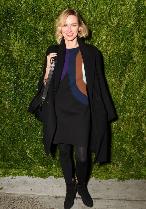 "Naomi Watts – ""Once Upon a Holiday"" in New York 11/20/2017"