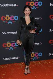 "Natalia Cordova-Buckley - ""Coco"" Premiere in Los Angeles"