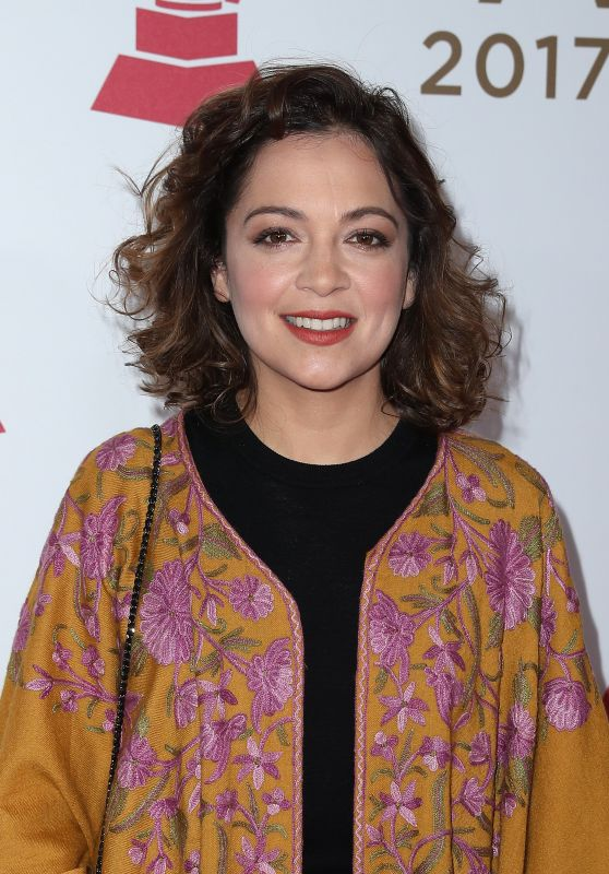 Natalia Lafourcade – Latin Recording Academy Person of the Year in Las Vegas 11/15/2017