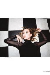 Natasha Bure - Nation-Alist Magazine, November 2017