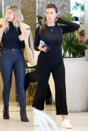Natasha Oakley and Devin Brugman - Shopping at Bondi Junction in Sydney 11/06/2017
